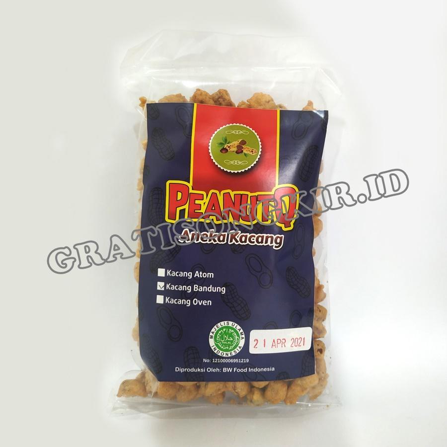 Kacang Bandung PEANUTQ 200gr