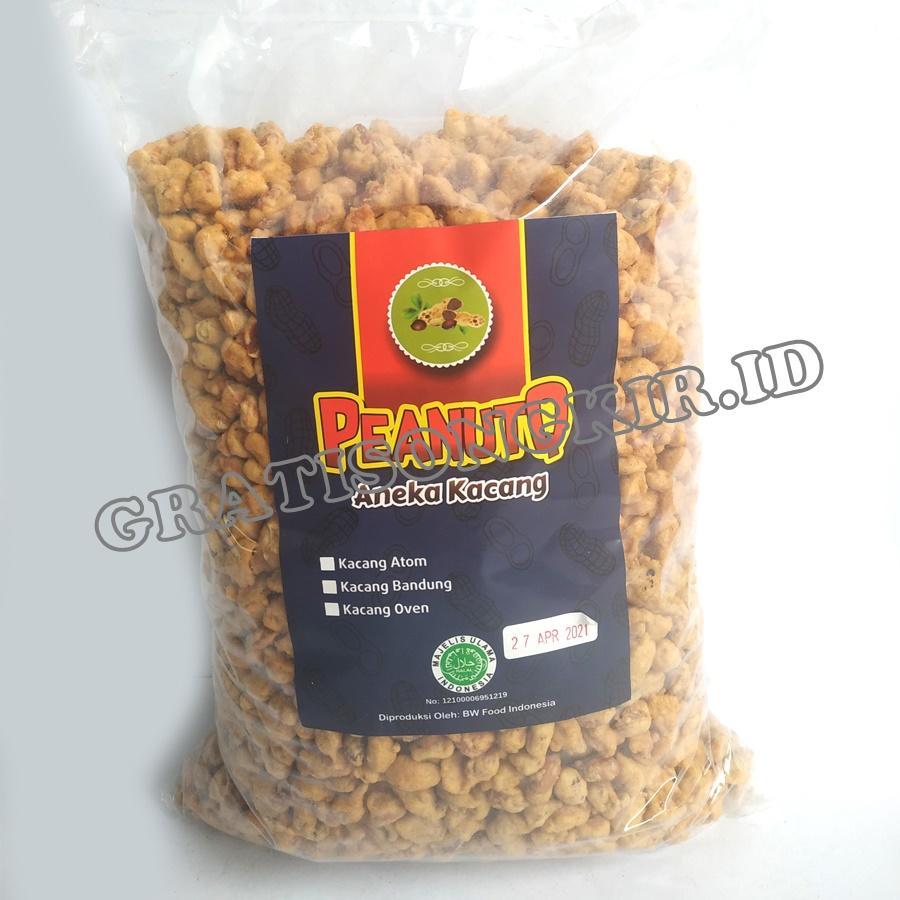 Kacang Bandung PEANUTQ 2500gr