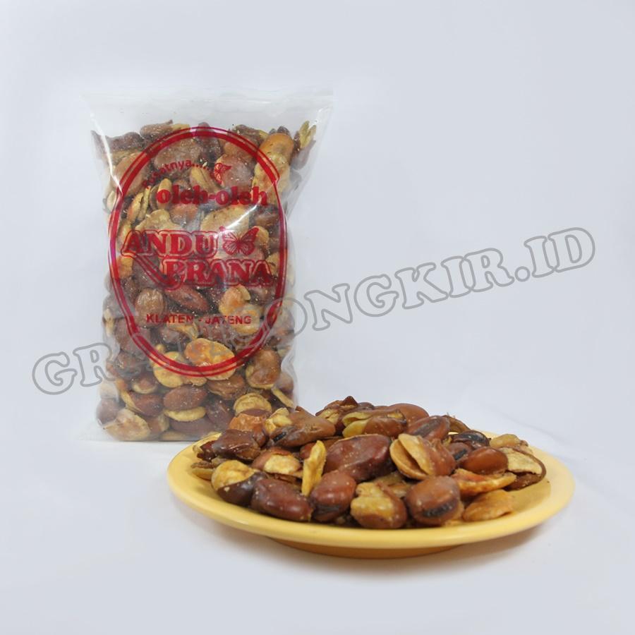 Kacang Koro Kulit
