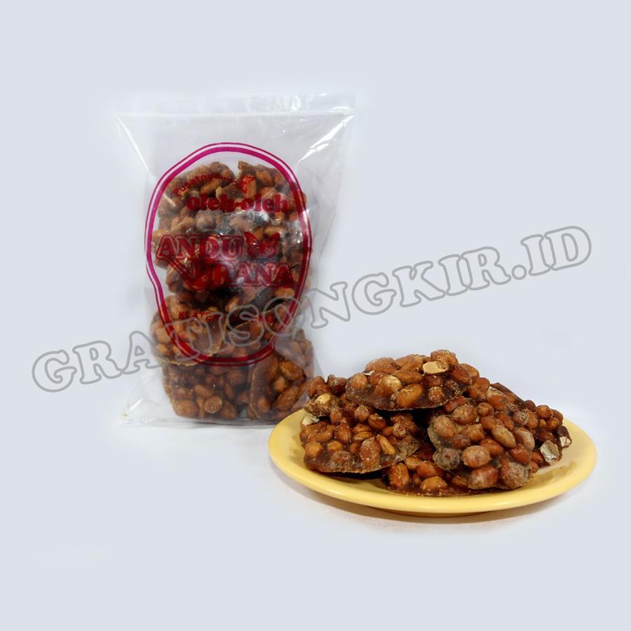 Makanan Ringan Ampyang Kacang