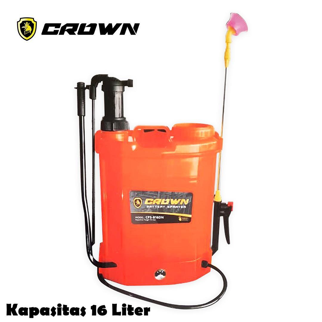 Alat Penyemprot (Sprayer) 2in1 Elektrik dan Manual 16 liter