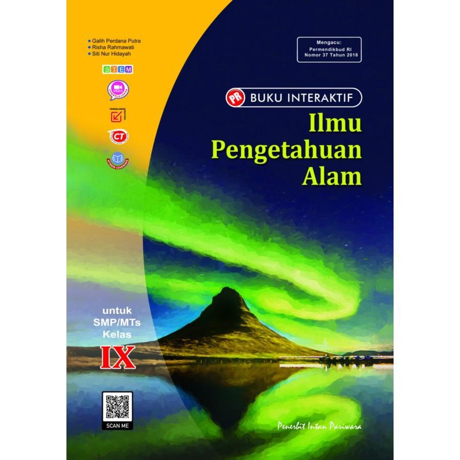 Buku Interaktif: PR Ilmu Pengetahuan Alam IX Tahunan