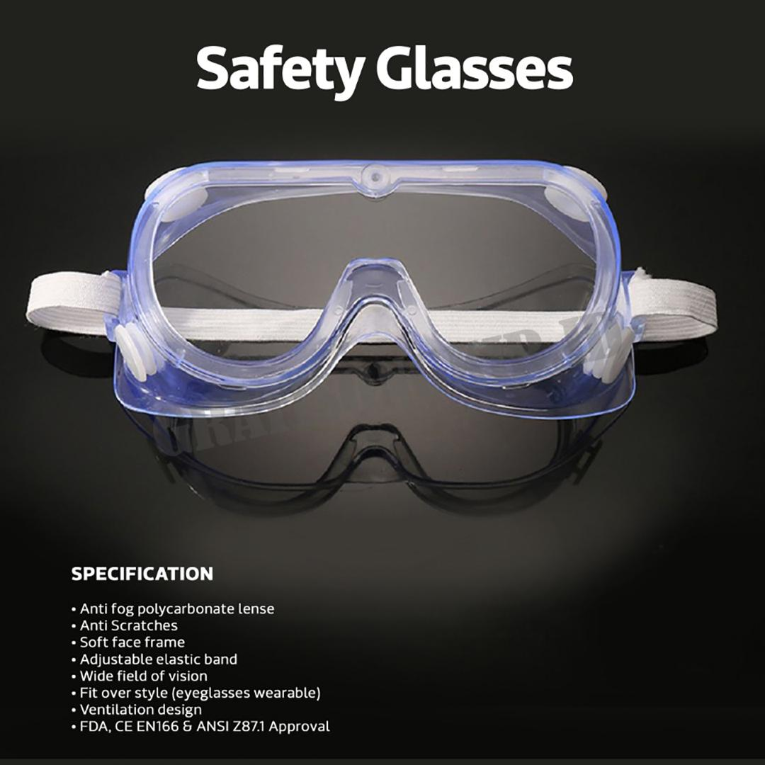 Kacamata Safety Glasses