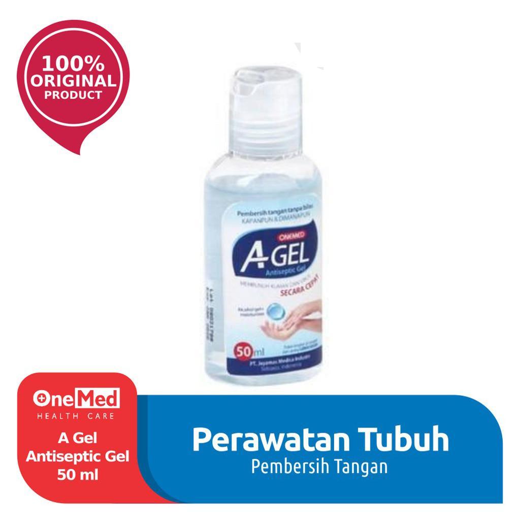 Cairan Pembersih Tangan (Hand Sanitizer) 50 ml