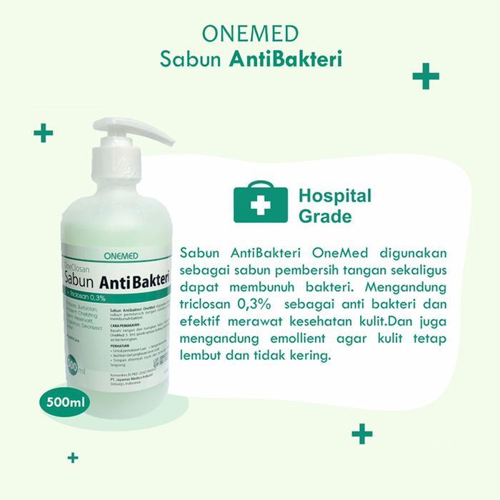 Sabun Cair Anti Bakteri 500 ml