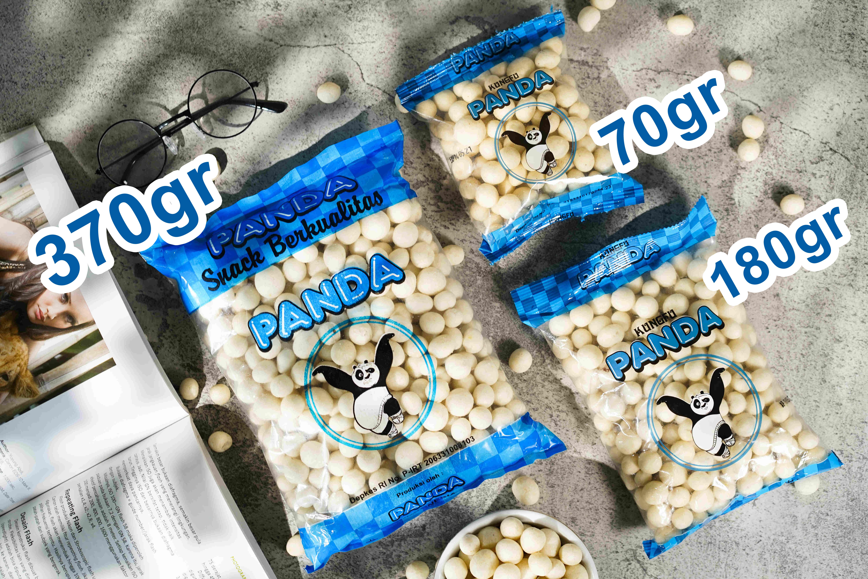 Kacang Atom PANDA 370 gr