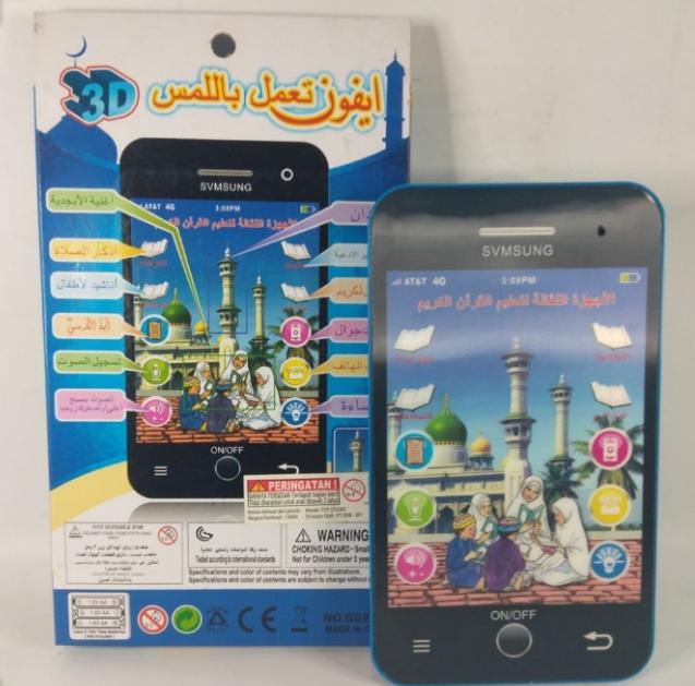 Tab Samsung Edukasi GS 998-8