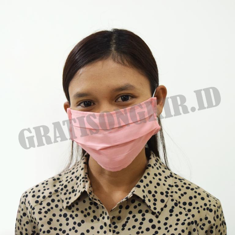 Masker Woven 2 Lapis (100 pcs)