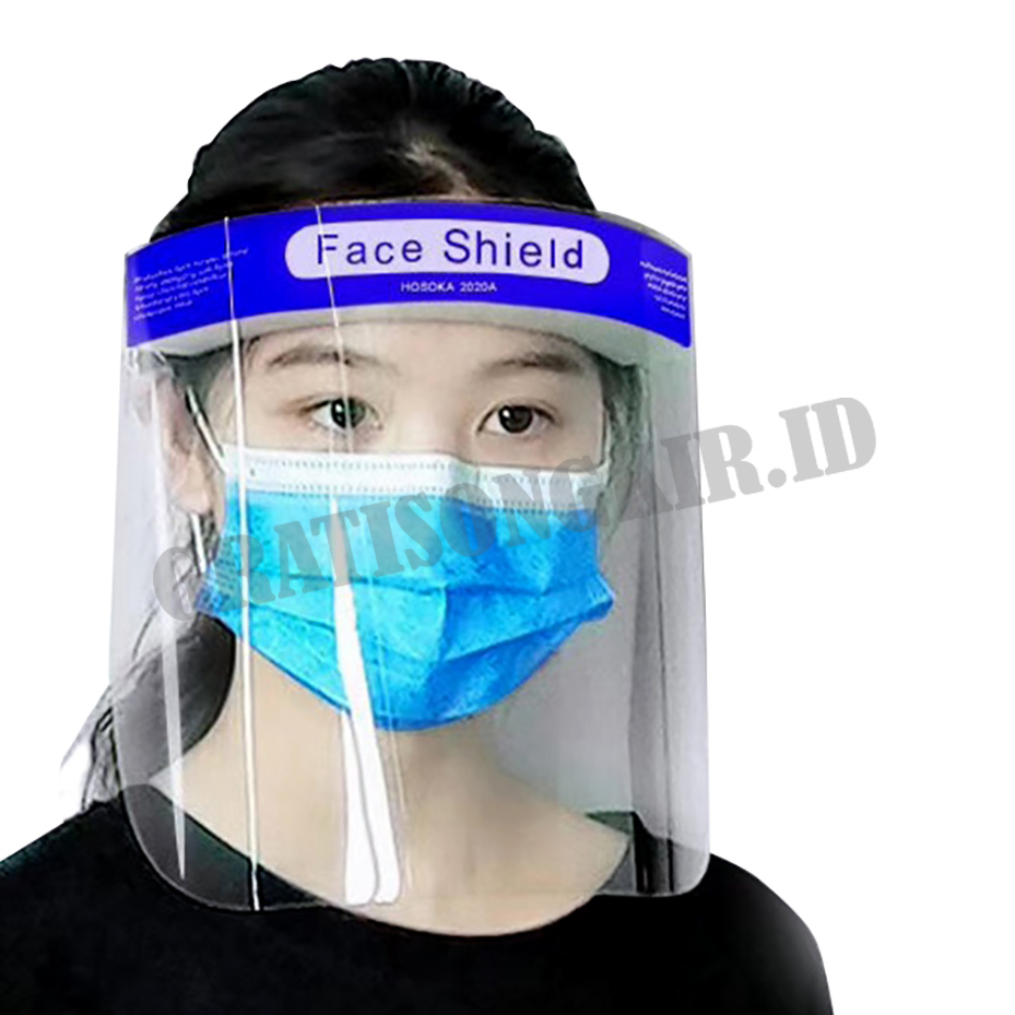 Face Shield (Pelindung Wajah) Dewasa Retail