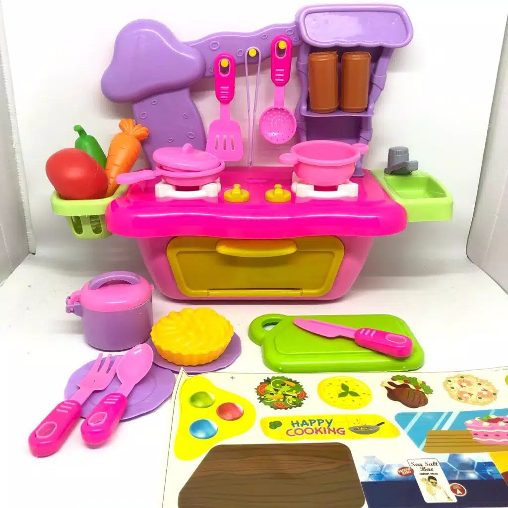 Mainan Anak Kitchen Set Dapur Impian