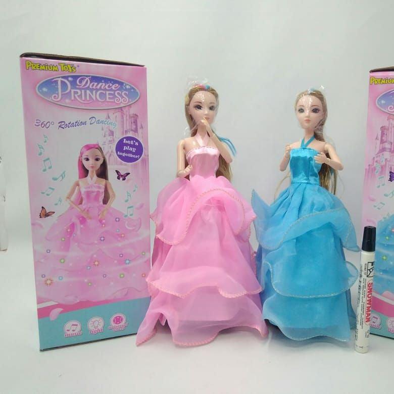 Mainan Anak Dance Princess Barbie