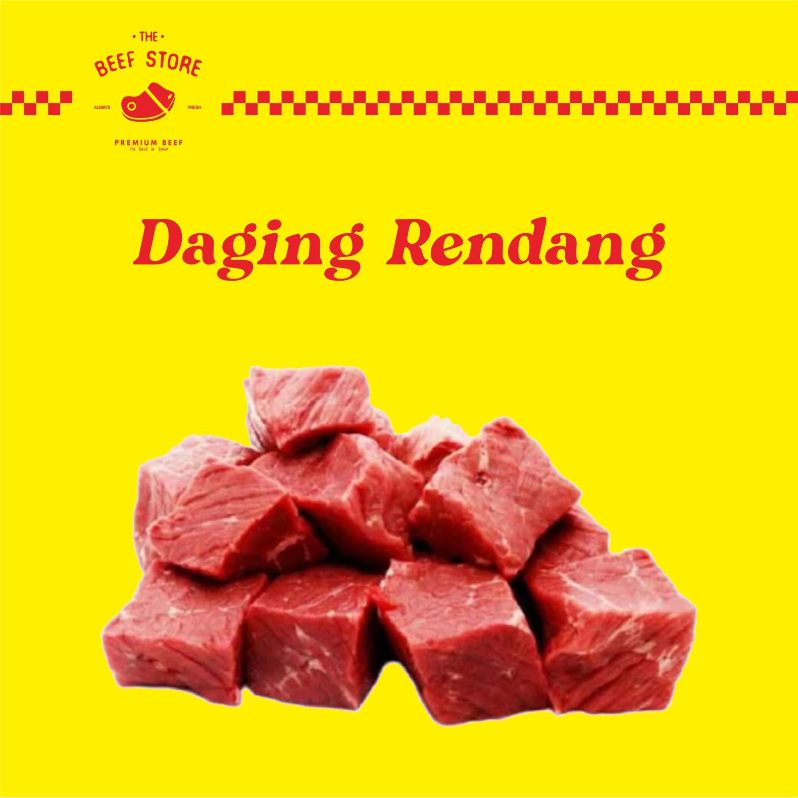 Daging Rendang