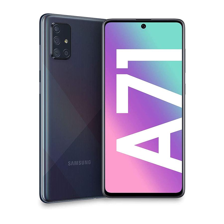 Samsung Galaxy A71 RAM 8GB ROM 128GB