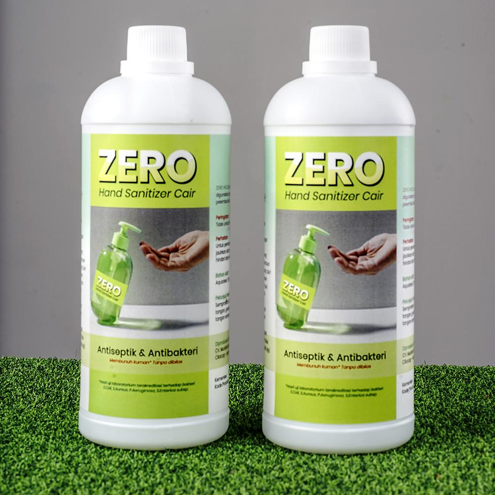 Pembersih Tangan (Hand Sanitizer) Cair 1 Liter Refill