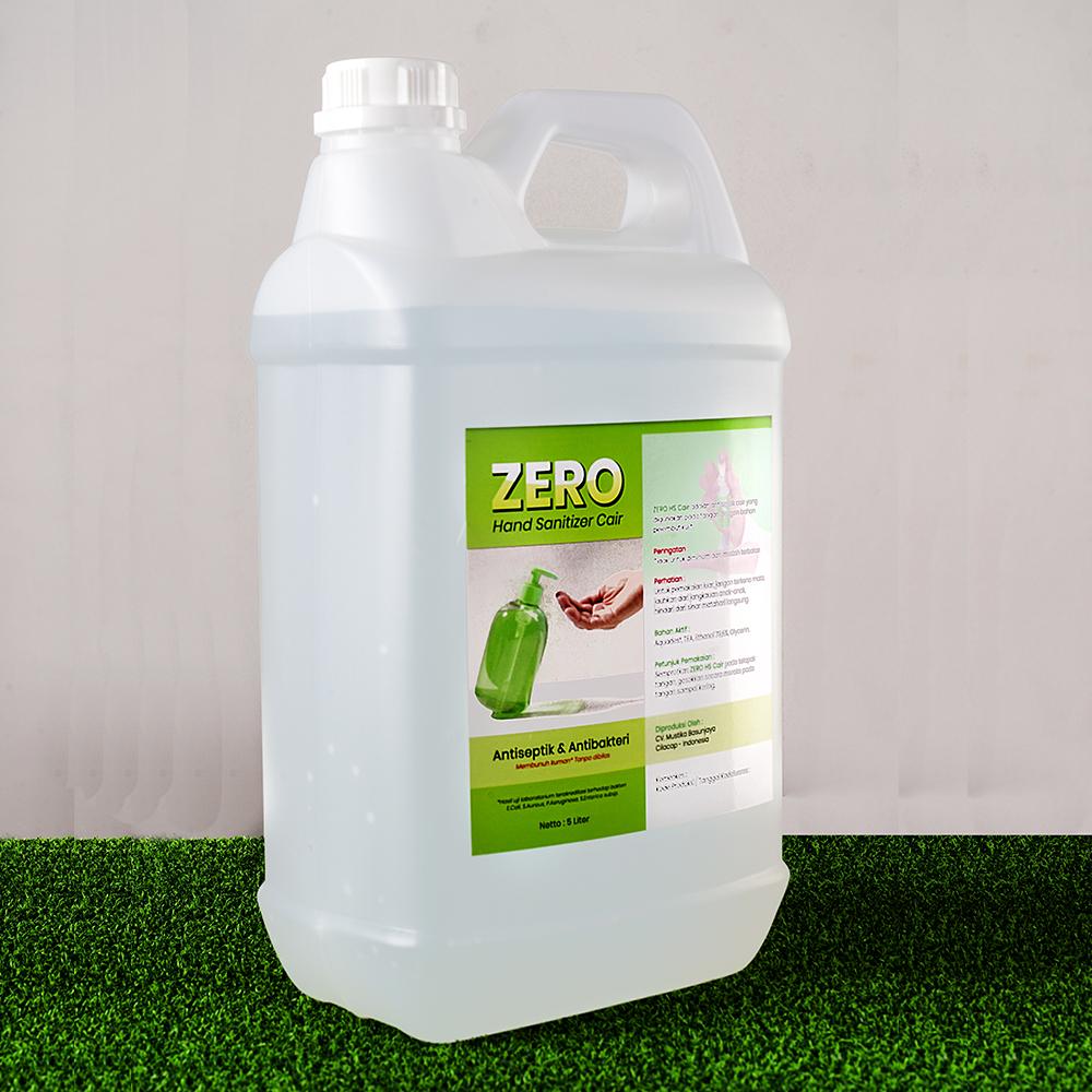 Pembersih Tangan (Hand Sanitizer) Cair 5 Liter Refill
