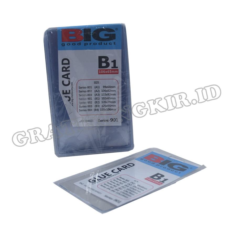 ID Card B1 1 pak isi 20 biji