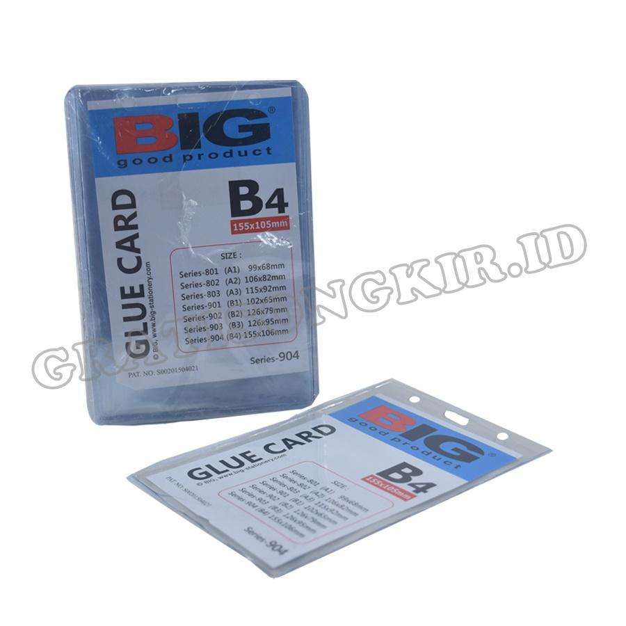 ID Card B4 1 pak isi 20 biji